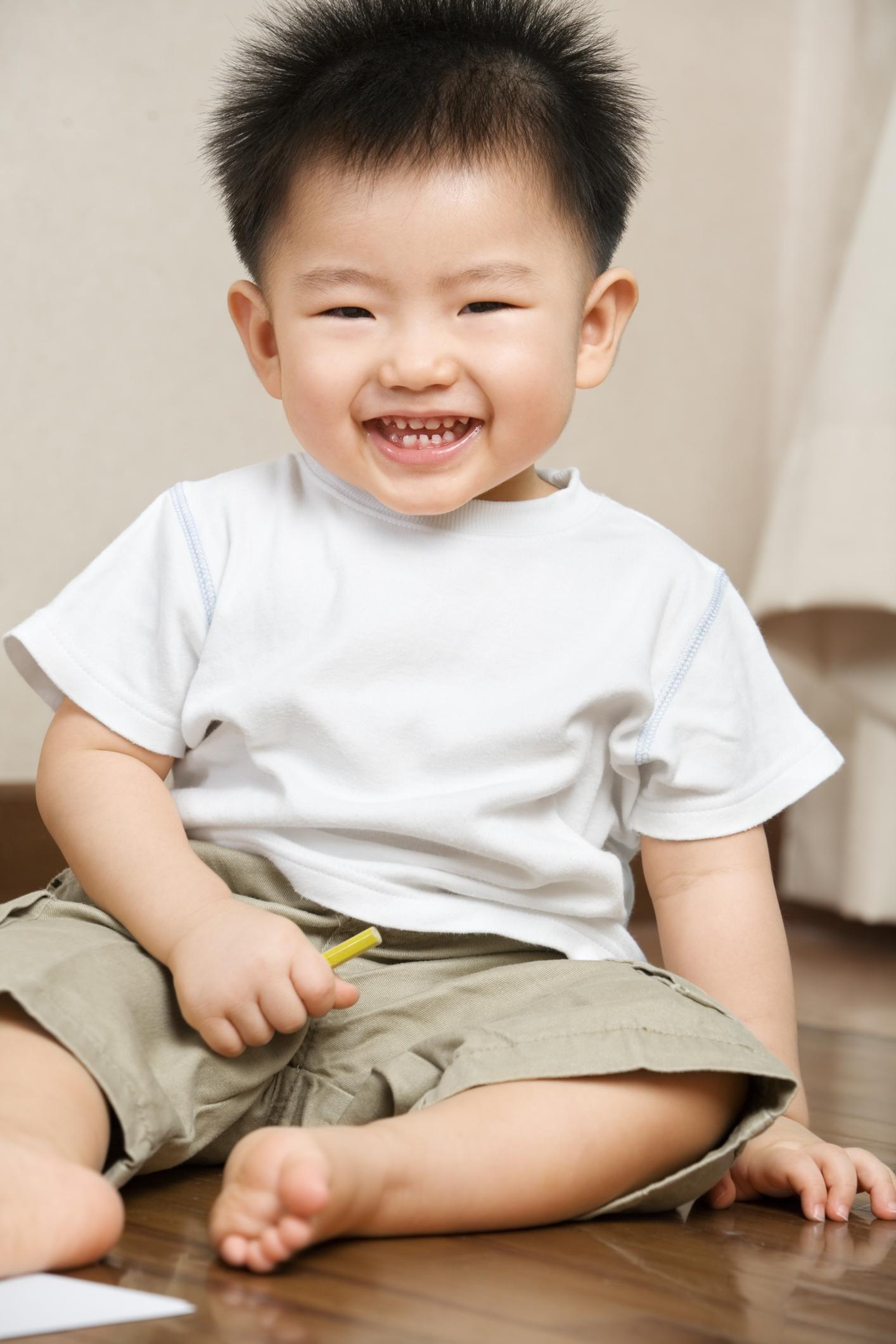 Toddler Boy Long Blonde Hair Surfer: Storytime « WiserKids