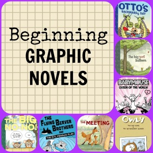 Beginning Graphic Novels
