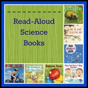 Readaloud Science