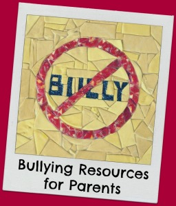 Bullyingresourcesparents