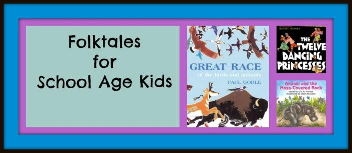 Folktales with frame